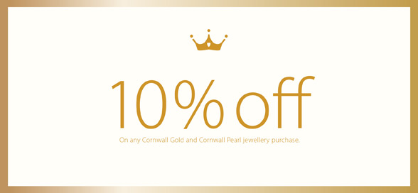 Cornwall Gold voucher