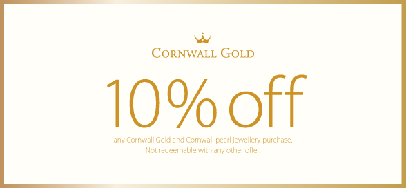 Cornwall Gold online voucher
